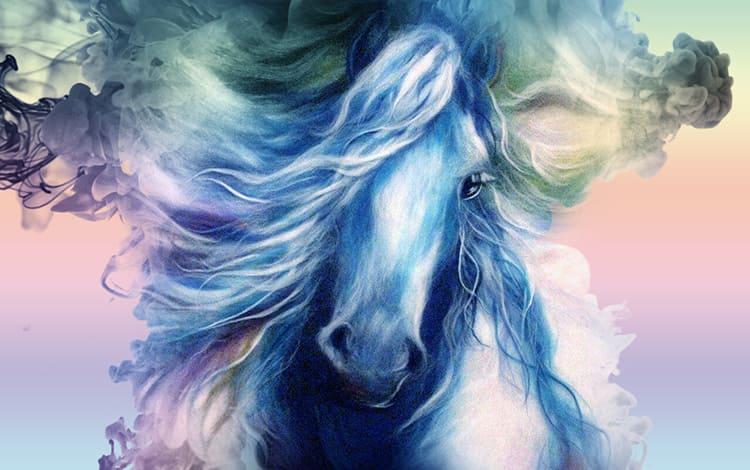 Тончайшие волоски формируют изысканное изображение. Картины из шерсти очень востребованы на рынке рукодельных работ