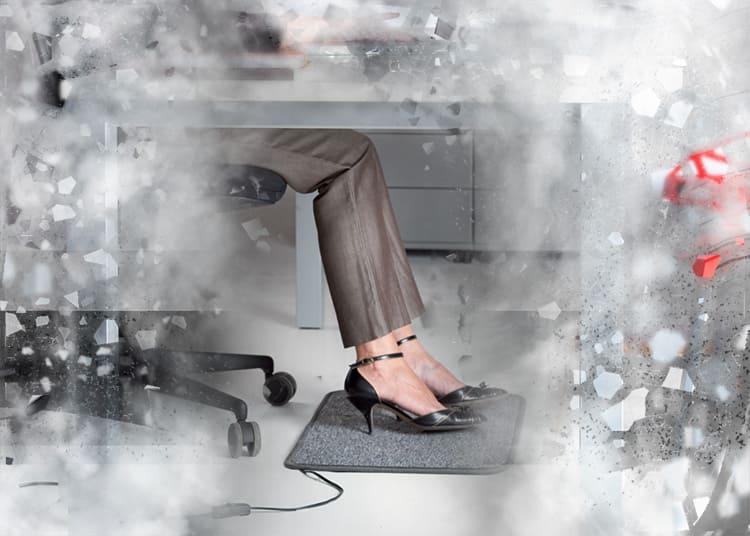 Комфортно может быть даже в офисе