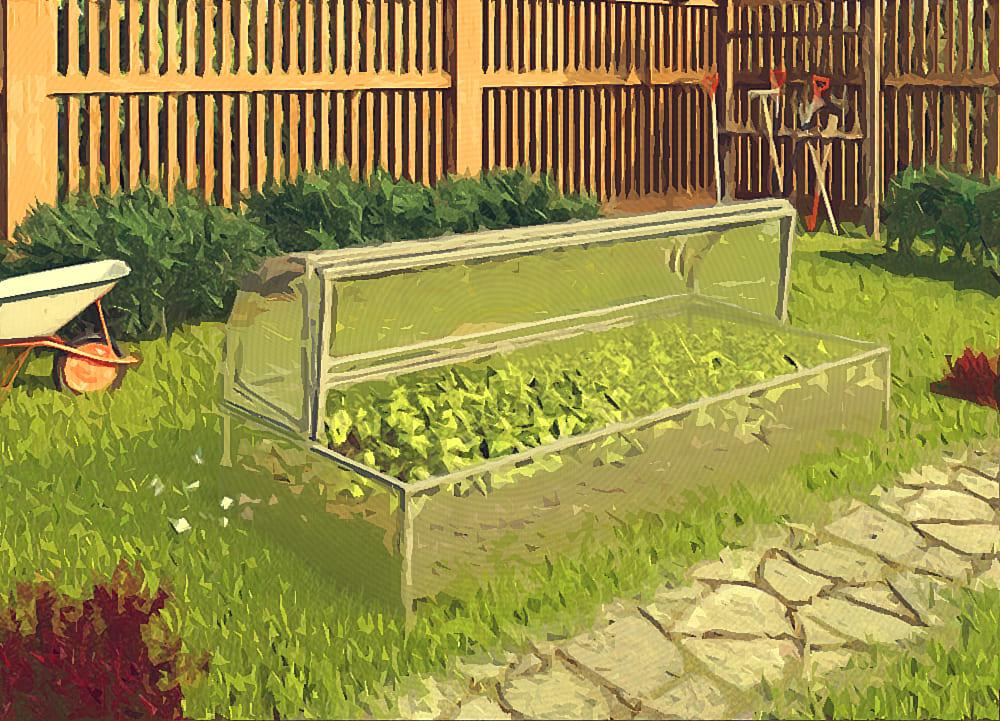 Ни один садовод не обходится без парника, он будет востребован от последнего до первого снега