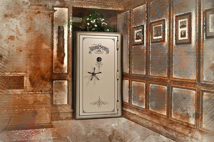 Домашний сейф надёжно защитит ваши ценности от воров и пожара