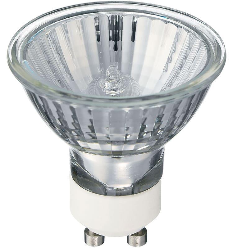 Галогеновые лампы имеют особую конструкцию