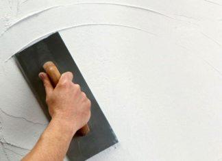 Штукатурка, регулирующая влажность воздуха в помещении