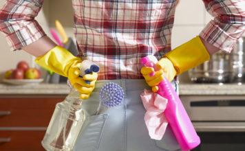 10 небольших хитростей для быстрой и лёгкой уборки в доме