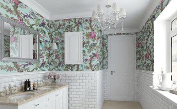Как сделать ремонт в ванной комнате: фото интерьеров 2018 года