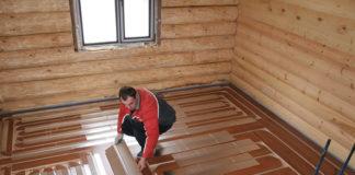 Как правильно выполнить утепление пола в деревянном доме