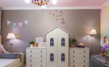 Как оригинально оформить детские комнаты для девочек: дизайн, фото и советы от профессионалов