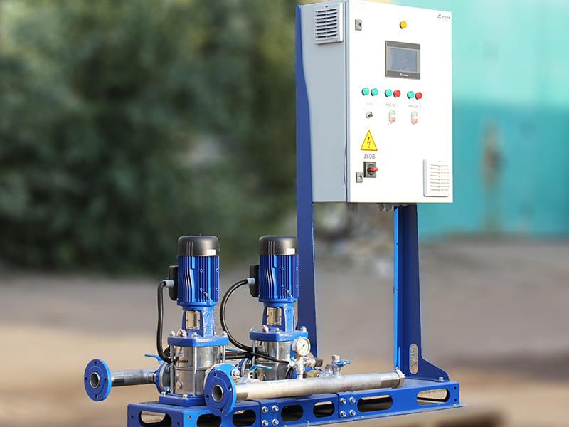 Зачем нужно реле давления воды для скважинного насоса