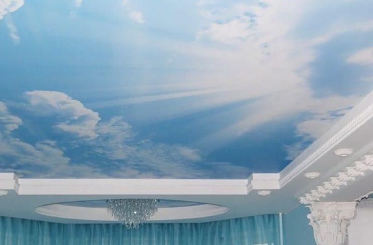Стиль, изысканность и шарм: тканевые натяжные потолки имеют множество неоспоримых достоинств