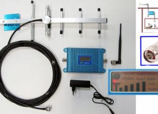 Отличная связь в деревне: как использовать усилитель сигнала сотовой связи