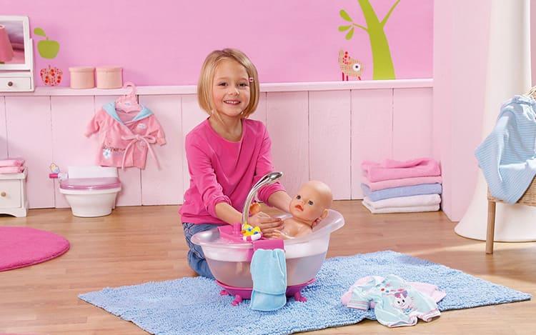 Помните, что ребёнку нужно место для игр и занятий