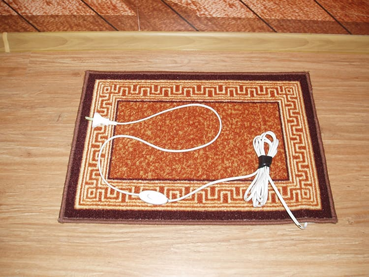 Комфорт и тепло в любой ситуации: выбираем современный коврик с подогревом