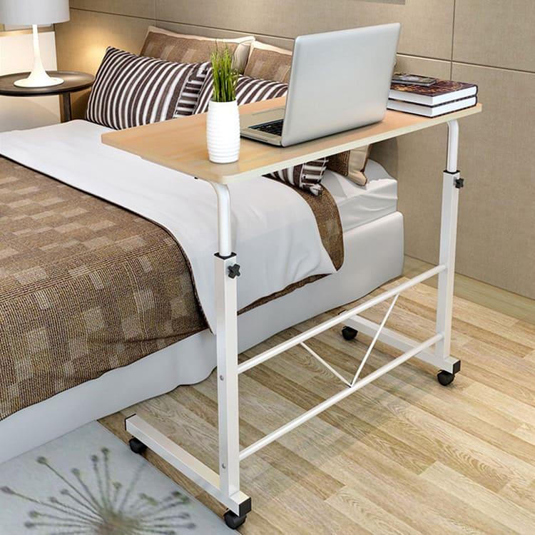 Прикроватный столик с регулируемой высотой столешницы