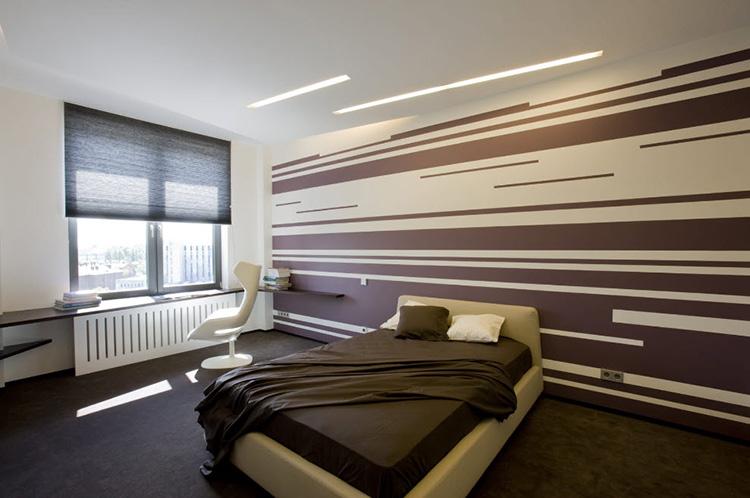 Минималистическая спальня 2018-2019 года
