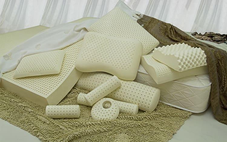 Латекс – хороший материал для наполнения мягкой мебели