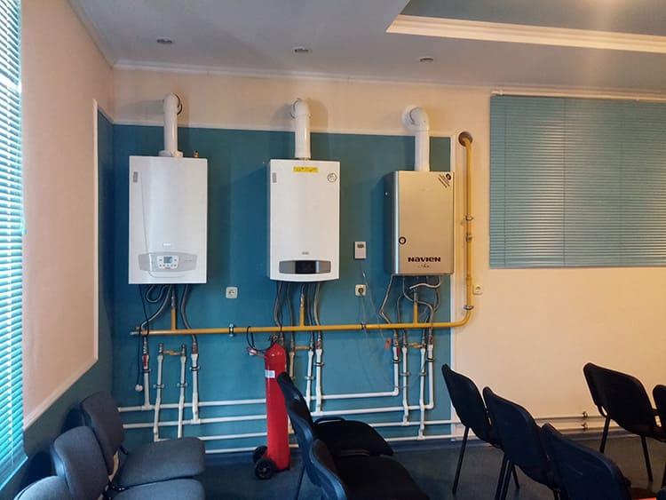 Для работы всех газовых котлов требуется электроэнергия