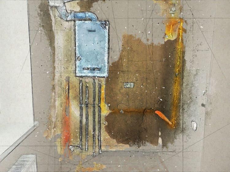 Газовые котлы Navien востребованы при отоплении частных домов и квартир