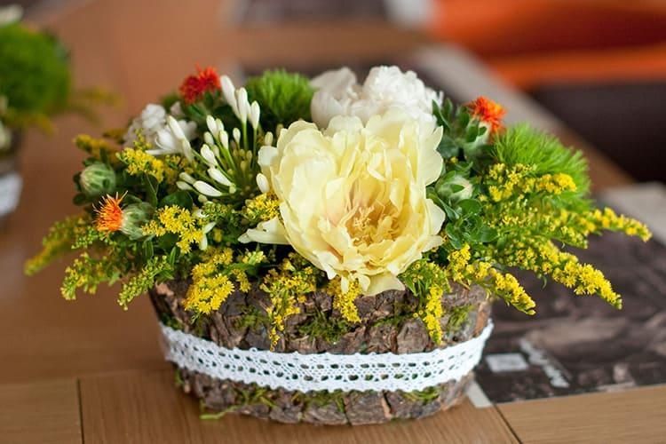 Вдохновением для создания образов вегетативного стиля служат полевые цветы