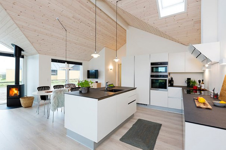 Кухня в современном скандинавском стиле 2018 года