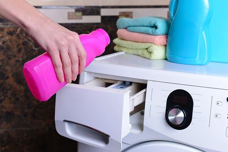 Выбирайте жидкое моющее средство