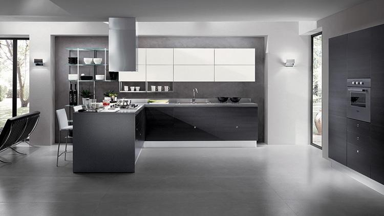 Интерьер кухни: дизайн 2018 года