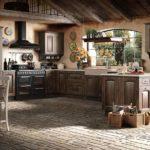 Кухня в стиле кантри: секреты создания простого и функционального интерьера