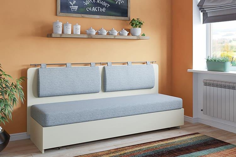 Диван-кушетка со спальным местом для кухни