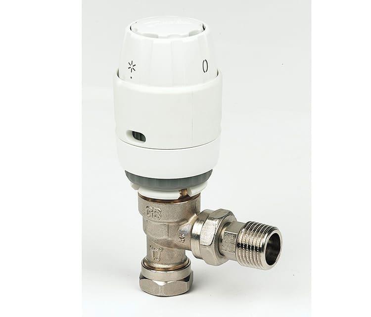 Для водяного пола подойдёт термосмесительный клапан
