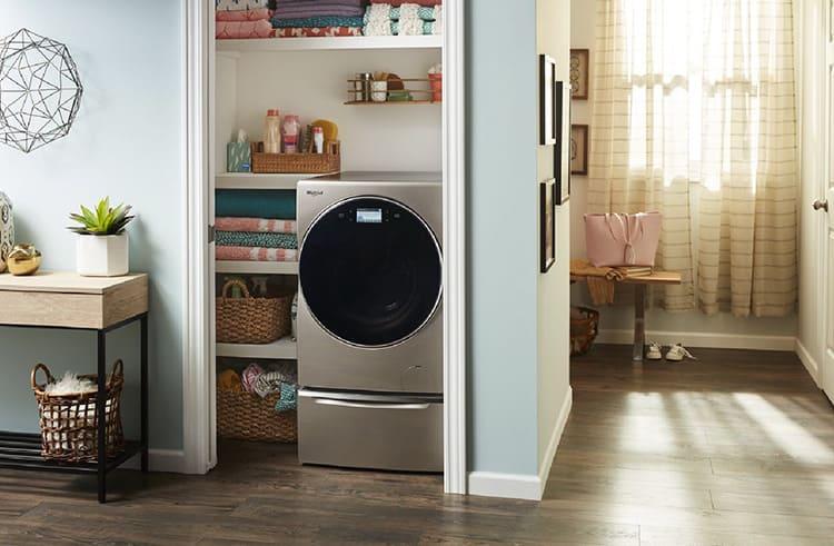 Для каждого помещения найдётся подходящая стиральная машина Вирпул