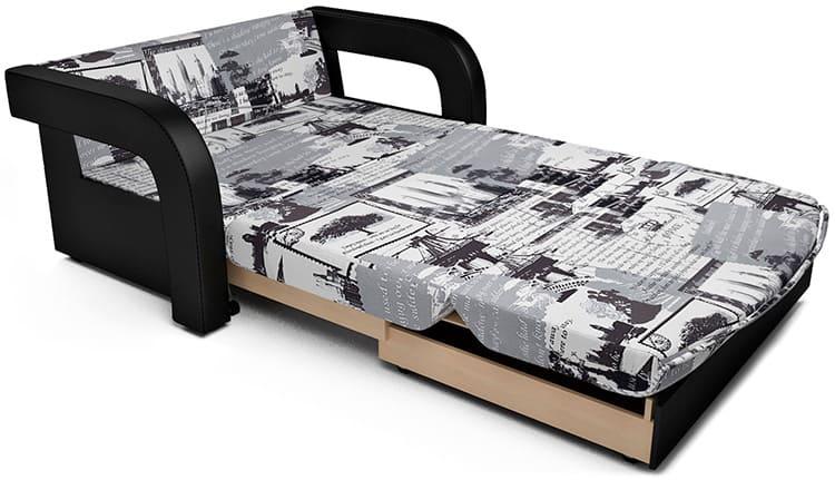 Выкатная конструкция дивана