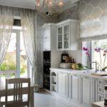 Как выбрать гардины для штор, фото и примеры дизайнерского оформления