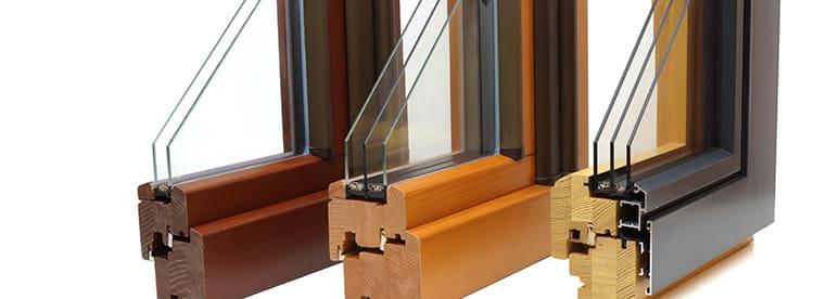 Количество стёкол в стеклопакете может быть разным