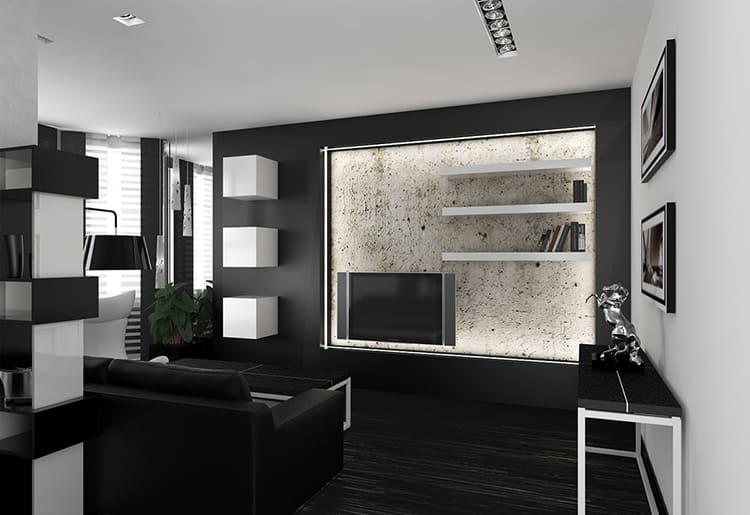 Стиль хай-тек в интерьере: свежие идеи для редизайна квартиры