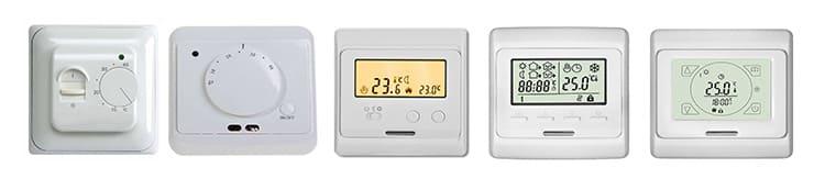 Конструктивное исполнение термодатчика определяет режим его работы