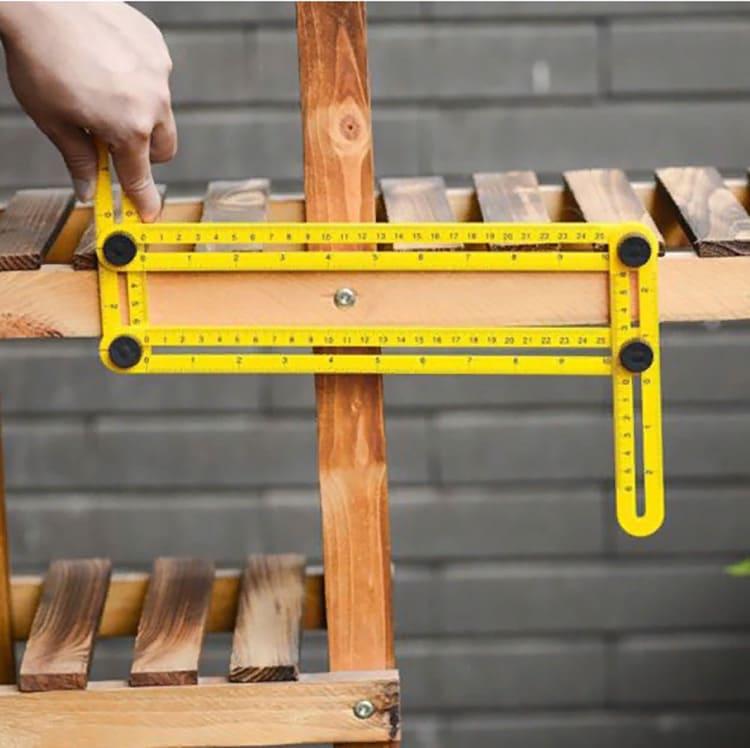 Удобный измерительный прибор, который позволит измерить расстояние сразу в нескольких плоскостях и даже под углом