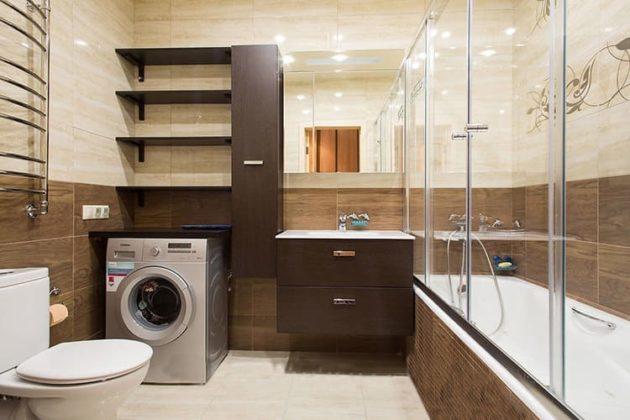 Как сделать ремонт в ванной комнате: фото интерьеров 2019 года
