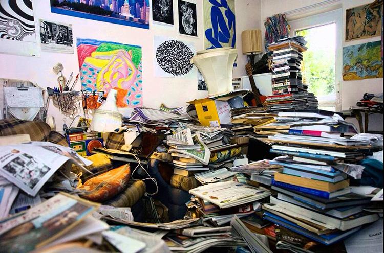 Долой старые газеты и журналы