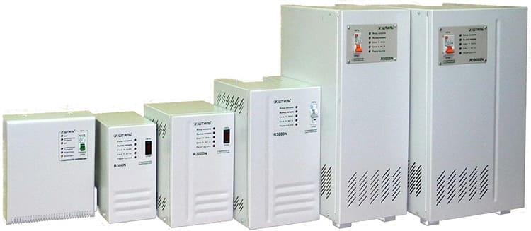 Выбор модели зависит от характеристик газового котла и места установки
