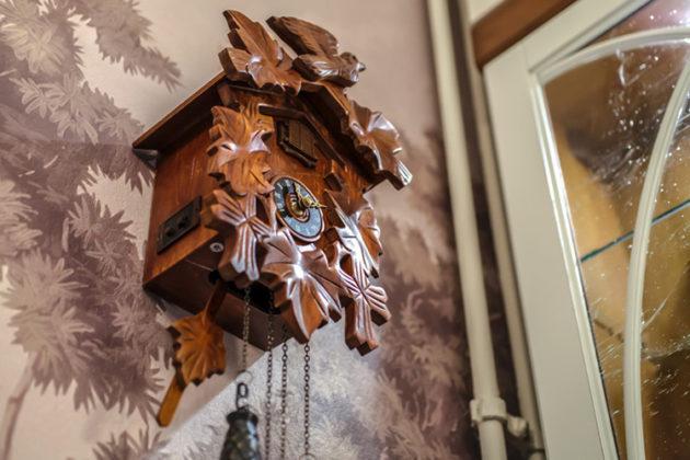 Охотничий домик в квартире и дом-дача Светланы Немоляевой