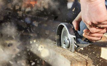 Болгарка – многофункциональный инструмент. Он может пригодиться и в работе с древесиной