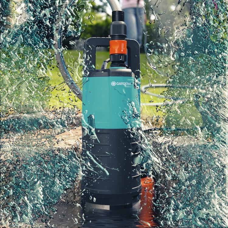 С помощью наноса для колодца можно смонтировать систему водоснабжения частного дома