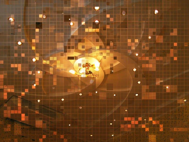 Подвесной потолок – стильный элемент интерьера