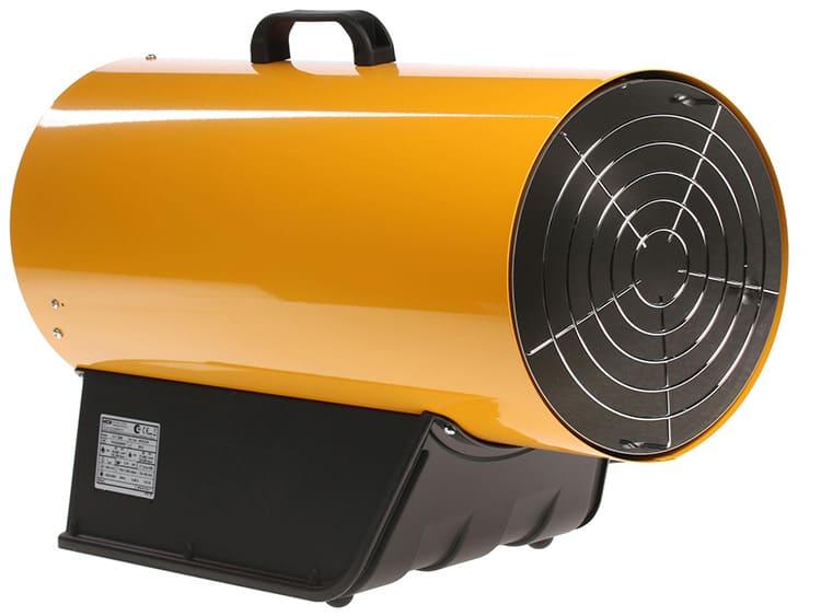 Удобство эксплуатации тепловой газовой пушки зависит от многих параметров