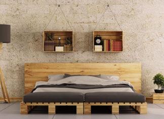 Не экономии ради: как сделать своими руками кровать из поддонов пошагово фотопримеры