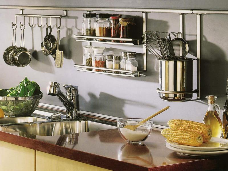 Порядок и чистота на кухне – главное условие для успешной готовки