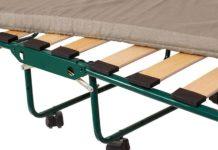 Сон должен быть комфортным, или почему вам на даче или в походе нужна раскладушка с матрасом