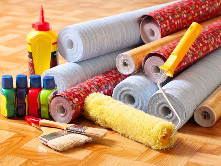 От правильно подобранных материалов зависит качество ремонта