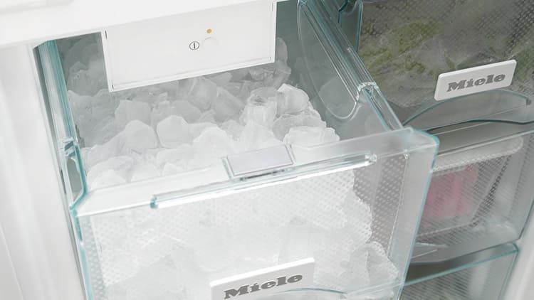Генератор льда – помогает быстро приготовить лёд для напитков