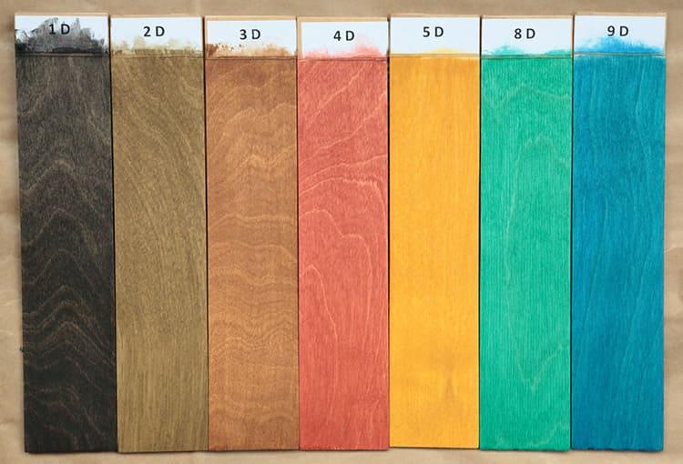 Цветовое решение может быть самым разнообразным