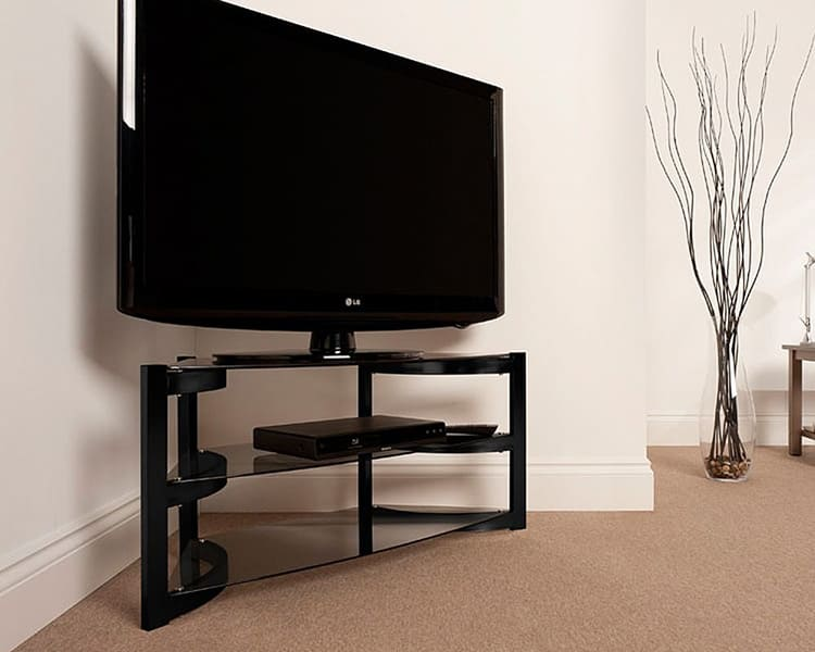 Подставка под телевизор в минималистическом стиле