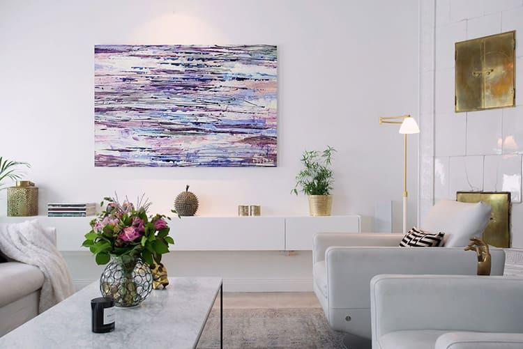 Настоящие ценители искусства предпочитают иметь дома настоящие произведения
